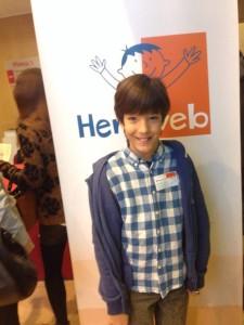 Juan con logo Hemiweb
